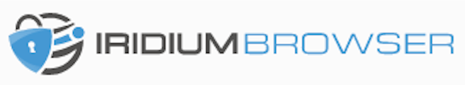 Iridium Browser Logo