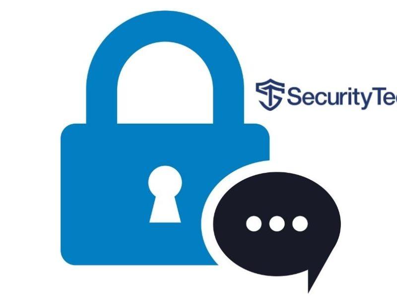 Secure Encrypted Messaging App