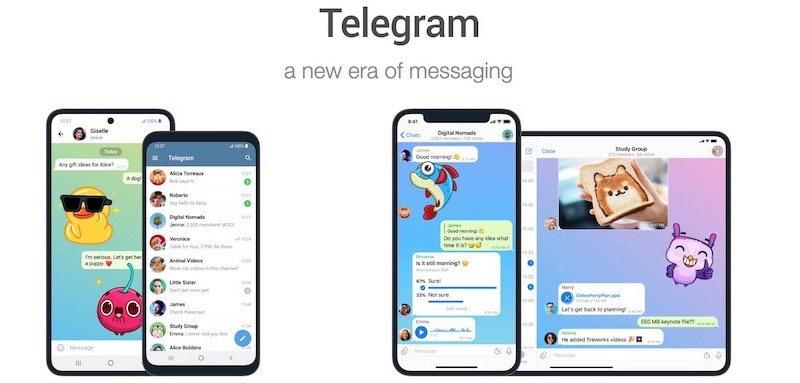 Telegram review 2021