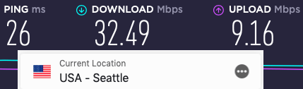 ExpressVPN is very slow when using the OpenVPN protocol