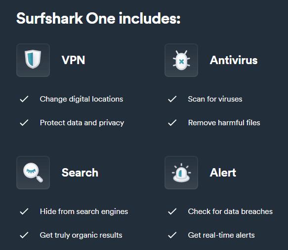 surfshark one